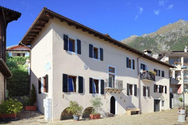 Vakantie accommodatie Frisanco Dolomieten,Friuli-Venezia Giulia,Noord-Italië 4 personen