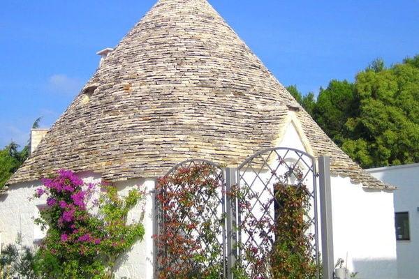 Vakantie accommodatie Puglia Italië 4 personen