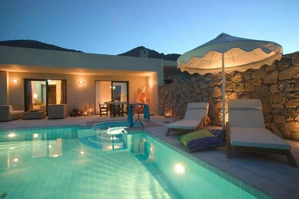 Elounda Palm Private Pool Villa