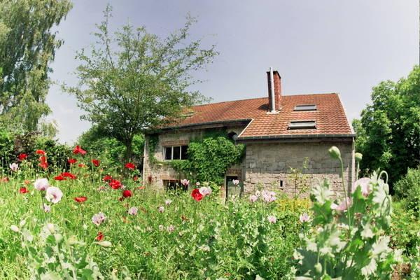 Ecologisch vakantiehuis vlakbij het stadje Durbuy - Boerderijvakanties.nl