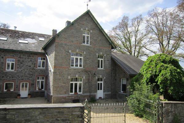 Villa Cierreux in Belgium - a perfect villa in Belgium?