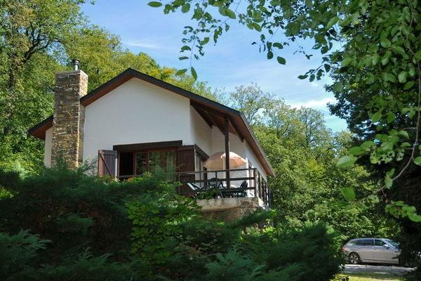 Bunderbos in Belgium - a perfect villa in Belgium?