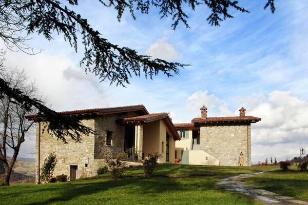 Vakantie accommodatie Lizzano in Belvedere Emilia-Romagna,Noord-Italië 4 personen