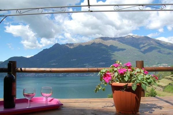 Vakantie accommodatie Italiaanse meren,Comomeer,Lombardije,Noord-Italië Italië 4 personen
