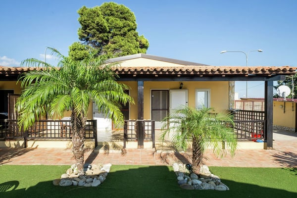 Vakantie accommodatie Ribera Sicilië 4 personen