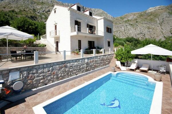 Klassieke villa in Dubrovnik met zwembad - Boerderijvakanties.nl