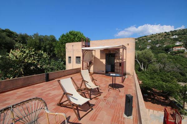 Vakantie accommodatie Calabria Italië 5 personen