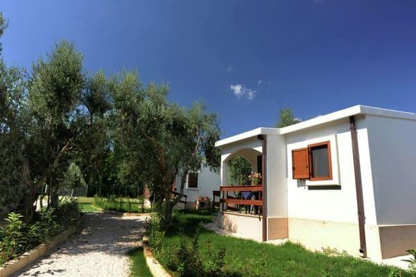 Vakantie accommodatie Puglia Italië 5 personen