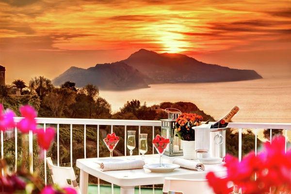 Vakantie accommodatie Napels / Campania Italië 6 personen