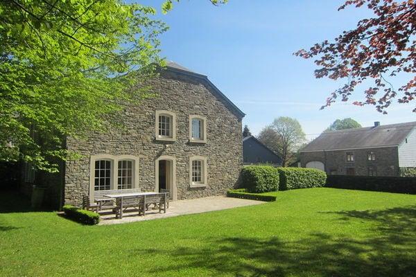 Offagne in Belgium - a perfect villa in Belgium?