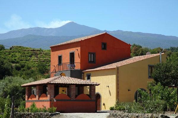 Vakantie accommodatie Castiglione di Sicilia Sicilië 4 personen