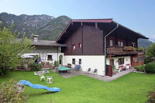 Vakantie accommodatie Salzburgerland Oostenrijk 4 personen