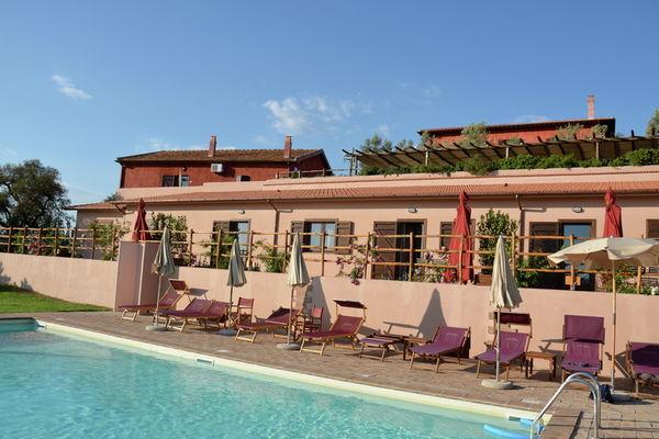 Vakantie accommodatie Montalto di Castro Rome / Lazio,Toscaanse Kust 2 personen