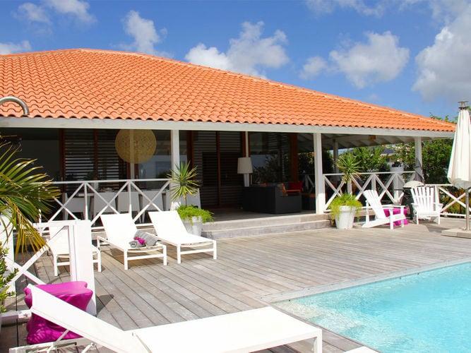 Luxuriöse Villa in Jan Thiel mit Pool Ferienpark in Mittelamerika und Karibik