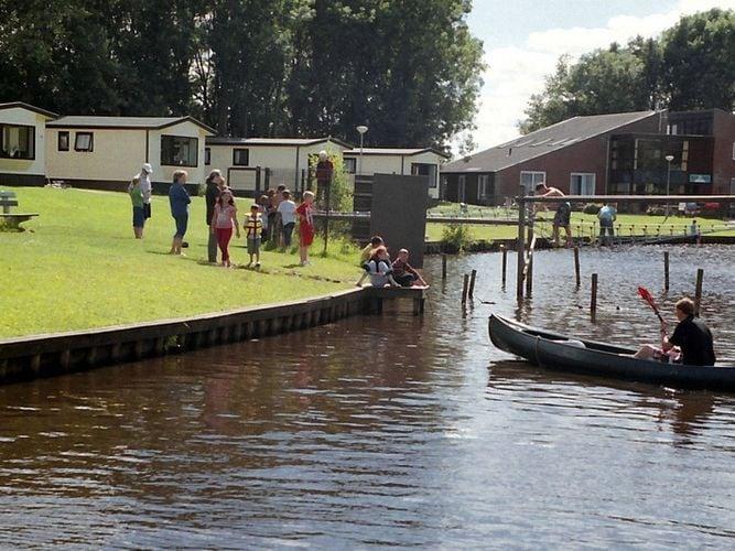 Ferienhaus Gut ausgest. Mobile Home mit Mikrowelle, wassernahe Lage (65668), Gasselterboerveen, , Drenthe, Niederlande, Bild 10