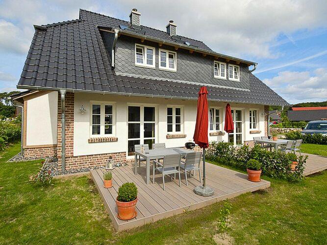 Gutshaus, Sellin Ferienwohnung auf Rügen