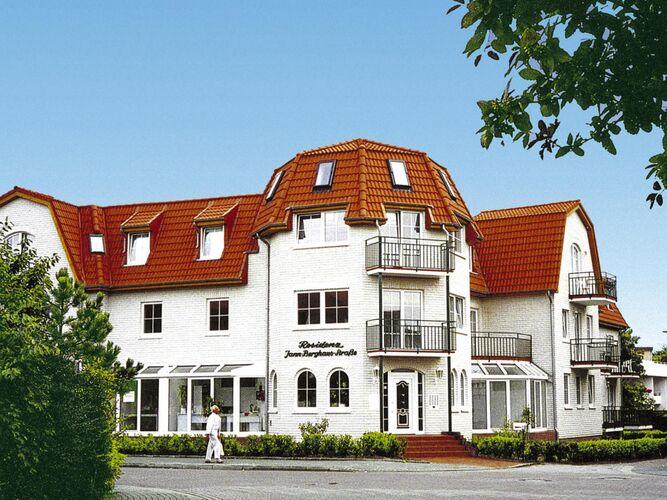 Appartementhaus Jann-Berghaus, Norderney Ferienwohnung  Norderney