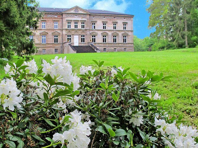 Appartements im Schloss Tressow, Bobitz Besondere Immobilie in Deutschland