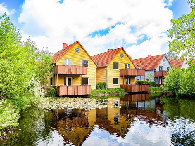 Ferienanlage BEECH Resort Fleesensee, Göhren- Ferienwohnung auf Rügen