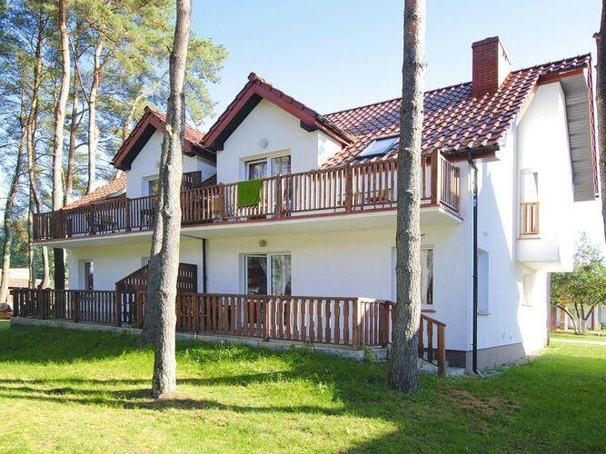 Appartementhaus, Rosnowo Ferienwohnung in Polen