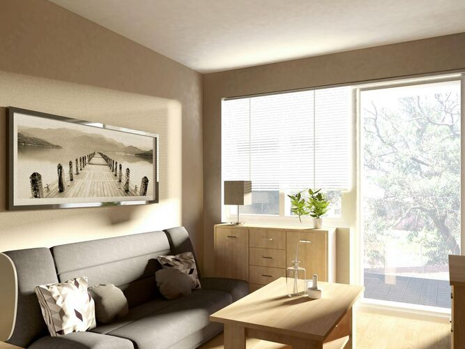 Appartements, Niechorze