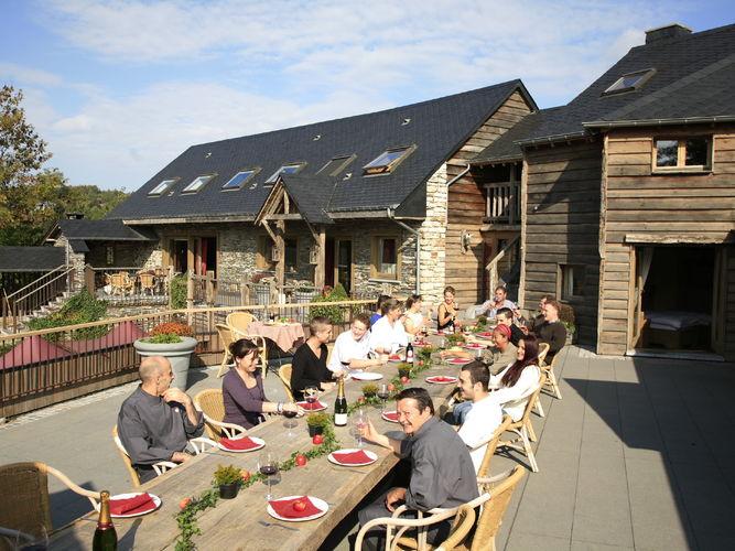 Ferienhaus Le Lodge des Contes (61393), Vielsalm, Luxemburg (BE), Wallonien, Belgien, Bild 3