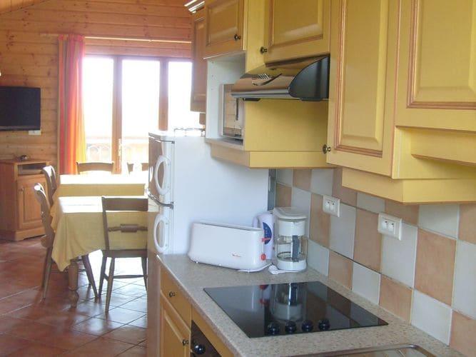 Maison de vacances Les Chalets des Ayes 6 (65563), Le Thillot, Vosges, Lorraine, France, image 5