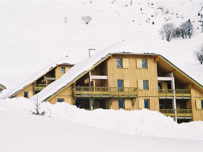 Ferienwohnung Gepflegte Ferienwohnung in Les Sybelles mit 310 km Pisten (76269), Le Chalmieu, Savoyen, Rhône-Alpen, Frankreich, Bild 1
