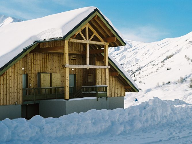Ferienwohnung Gepflegte Ferienwohnung in Les Sybelles mit 310 km Pisten (76269), Le Chalmieu, Savoyen, Rhône-Alpen, Frankreich, Bild 3