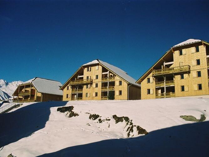 Ferienwohnung Gepflegte Ferienwohnung in Les Sybelles mit 310 km Pisten (76268), Le Chalmieu, Savoyen, Rhône-Alpen, Frankreich, Bild 25