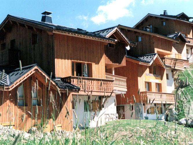 Ferienhaus Ruhiges Chalet in Plagne 1800 mit Terrasse (94778), Aime, Savoyen, Rhône-Alpen, Frankreich, Bild 3