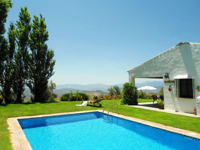 Maison de vacances El Encinar (101078), Nogales, Malaga, Andalousie, Espagne, image 1