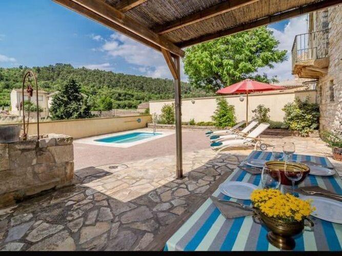 Ferienhaus Modernes Landhaus in Guimerà mit privatem Pool (116749), Guimera, Lleida, Katalonien, Spanien, Bild 23