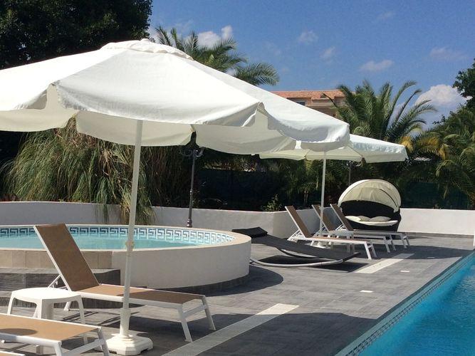 Ferienhaus Gemütliches Ferienhaus mit Swimmingpool in Moriani-Plage (165037), San Nicolao, Nordkorsika, Korsika, Frankreich, Bild 1