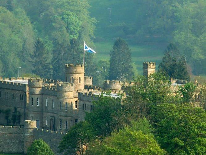 Ferienhaus Tweed (216693), Jedburgh, Südschottland, Schottland, Grossbritannien, Bild 8