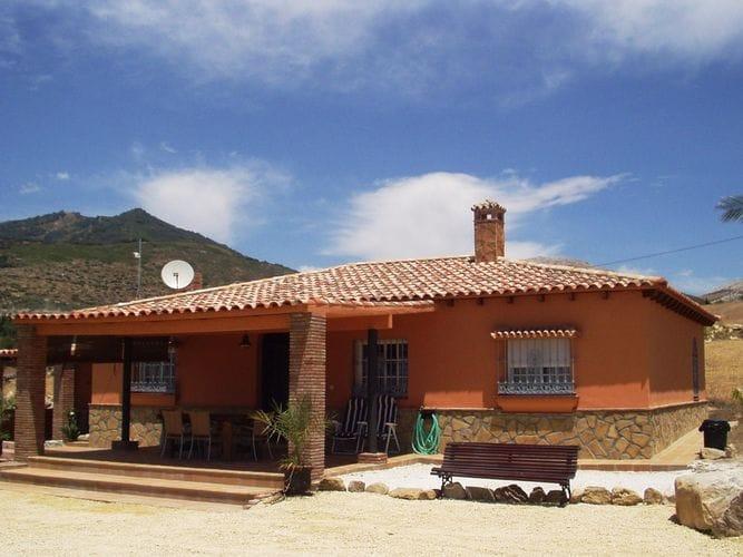 Maison de vacances Casa Torrejón (236260), Villanueva de la Concepcion, Malaga, Andalousie, Espagne, image 2