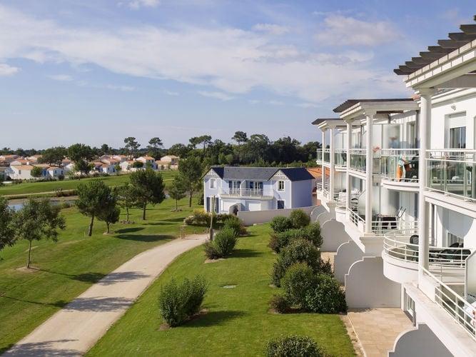 Ferienwohnung Charmantes Appartement mit Geschirrspüler an einem Golfplatz (236405), Coëx, Vendée Binnenland, Pays de la Loire, Frankreich, Bild 4
