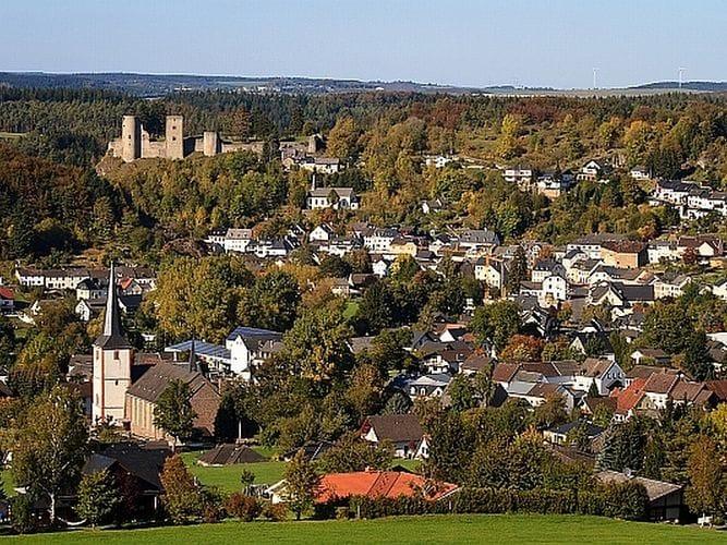 Ferienhaus Gemütliches Chalet mit Kamin in einem Waldgebiet (258670), Schönecken, Südeifel, Rheinland-Pfalz, Deutschland, Bild 17