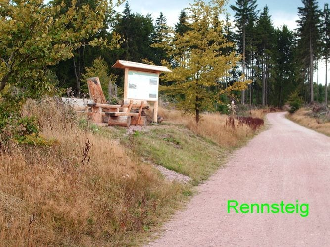 Ferienhaus Finnhütte Bergblick (270037), Wutha-Farnroda, Thüringer Wald, Thüringen, Deutschland, Bild 33