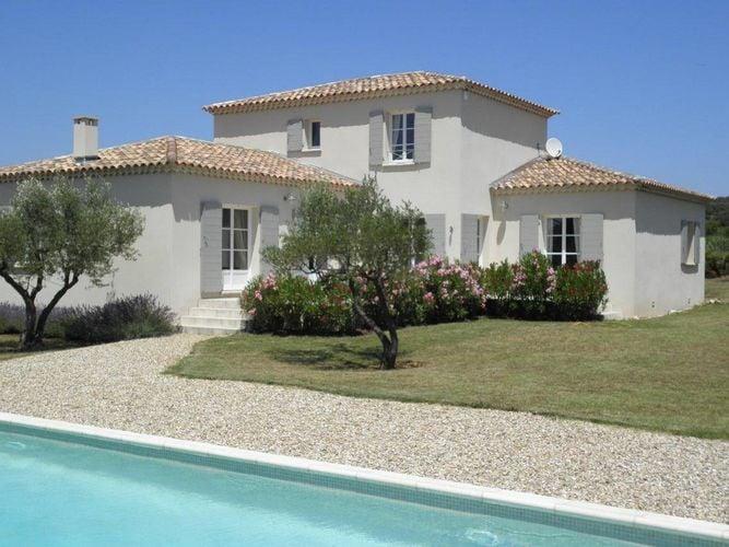 Ferienhaus Luxuriöse Villa in Flaux mit Swimmingpool (304314), Uzès, Gard Binnenland, Languedoc-Roussillon, Frankreich, Bild 5