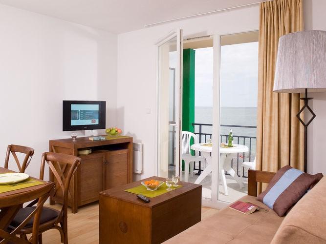 Ferienwohnung Gemütlich eingerichtete Wohnung mit Balkon oder Terrasse (310999), Cayeux sur Mer, Somme, Picardie, Frankreich, Bild 7