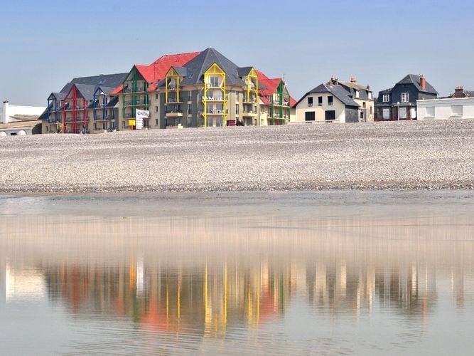 Ferienwohnung Gemütlich eingerichtete Wohnung mit Balkon oder Terrasse (311000), Cayeux sur Mer, Somme, Picardie, Frankreich, Bild 2