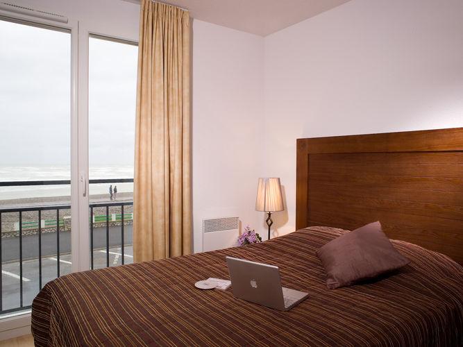 Ferienwohnung Gemütlich eingerichtete Wohnung mit Balkon oder Terrasse (311000), Cayeux sur Mer, Somme, Picardie, Frankreich, Bild 12