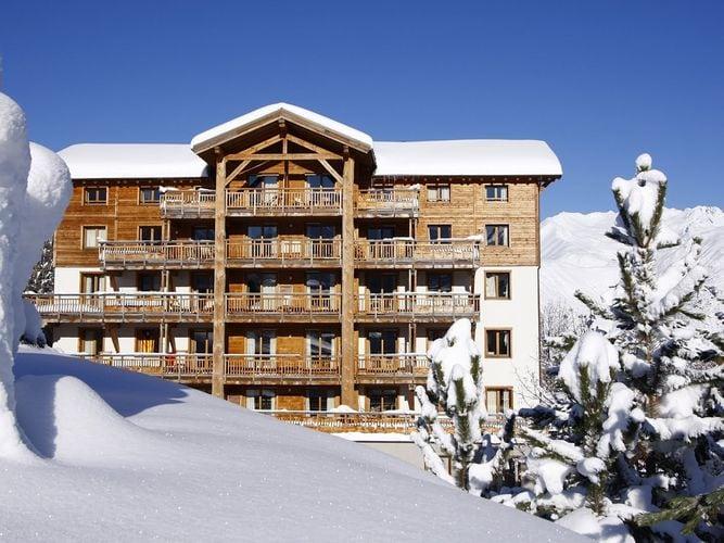 Residence L'Alba 3 Ferienwohnung in Frankreich