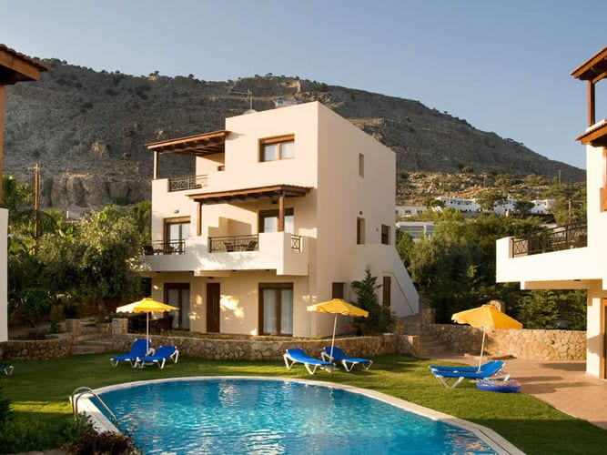 Holiday apartment Blue Dream Garden Executive Villa (362302), Pefki, Rhodes, Dodecanes Islands, Greece, picture 1