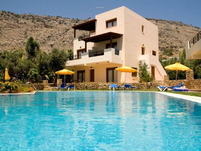 Ferienwohnung Wunderschöne Villa mit Swimmingpool in Pefkoi Rhodos (362302), Pefki, Rhodos, Dodekanes, Griechenland, Bild 4