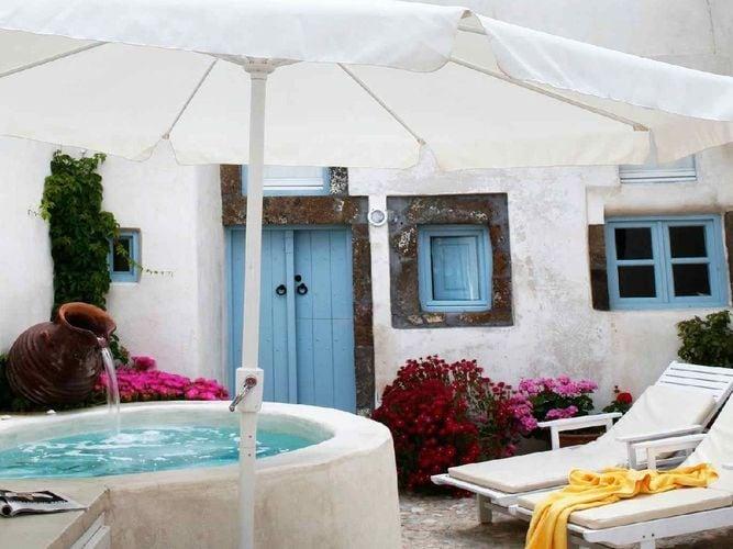 Ferienhaus Villa Ivi (365026), Megalochori, Santorini, Kykladen, Griechenland, Bild 2