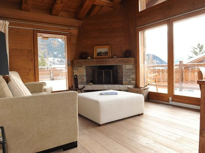 Ferienhaus Wunderschönes Chalet mit Whirlpool in Verbier im Skigebiet (382035), Verbier, Val de Bagnes, Wallis, Schweiz, Bild 12