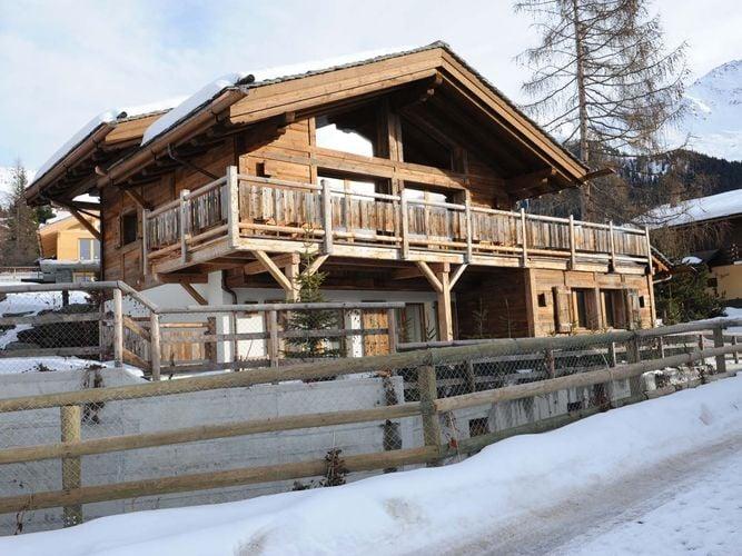 Ferienhaus Wunderschönes Chalet mit Whirlpool in Verbier im Skigebiet (382035), Verbier, Val de Bagnes, Wallis, Schweiz, Bild 1