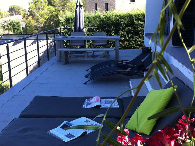 Ferienhaus Moderne Villa in Katalonien mit Swimmingpool (449919), Pratdip, Tarragona, Katalonien, Spanien, Bild 22